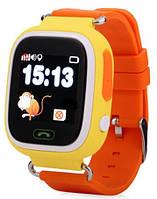 Смарт-часы Smart Baby Watch Q90 Yellow, фото 1