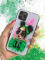 Чехол для Xiaomi Redmi 9 Girls UV