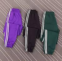 Базовые штаны с лампасами
