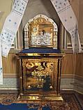 Церковный жертвенник с аркой и иконой (из булата), фото 3
