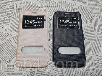 Кожаный чехол книжка VIP Модерн для Meizu M5 Note (Мейзу)