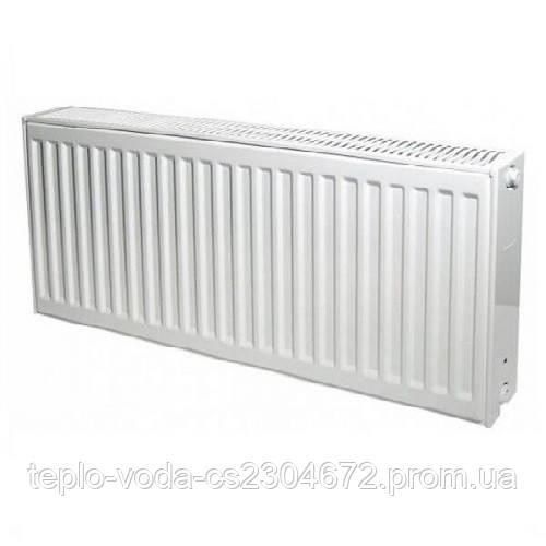 Радиатор стальной Aquatronic 300х1100 22 тип боковое подключение