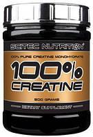 100% Creatine monohydrate Scitec Nutrition (500 гр.)