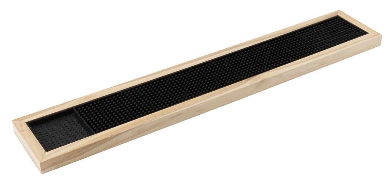 Бар-мат с деревянной рамкой Beaumont 608x100 мм (3630)