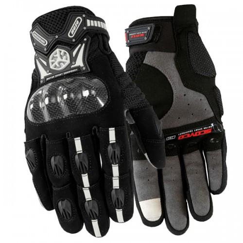 Мотоперчатки Scoyco MC20 Black