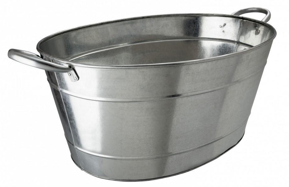 Оцинкованная стальная ванна для напитков Beaumont 25 л (3505)