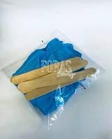 Мини набор одноразовый: шпатель 5 шт+10 нитриловых перчаток