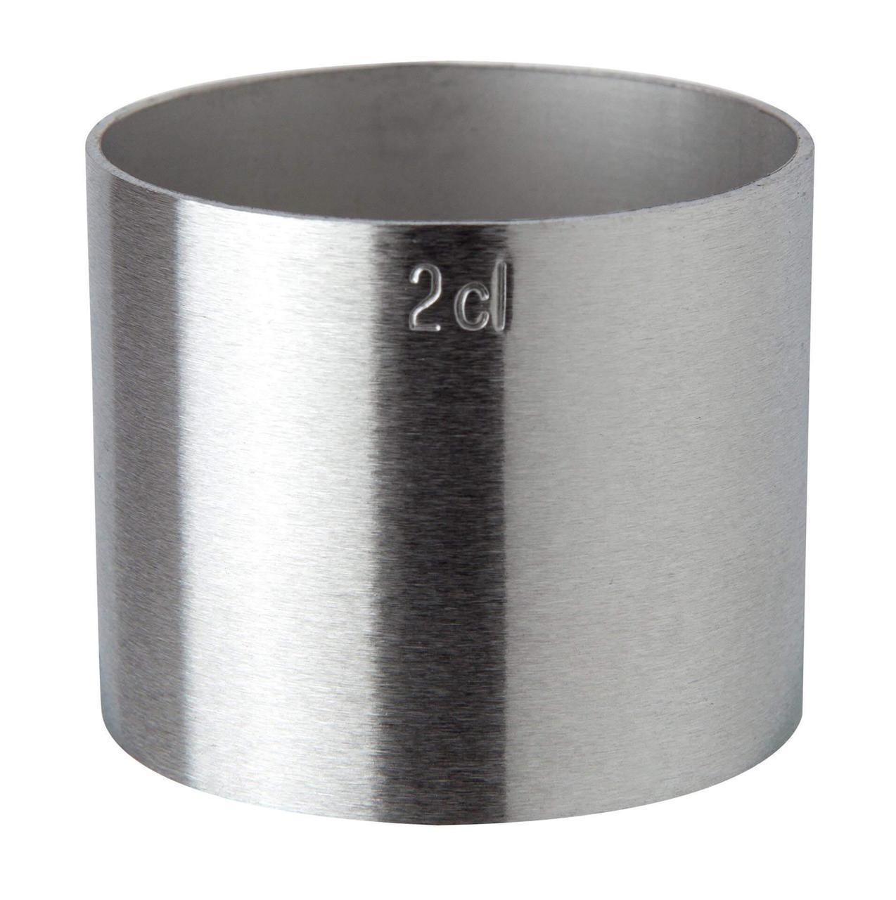 Джигер Beaumont 20 мл нержавеющая сталь (3195)