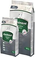 Сухой корм Eminent Sensitive 25/13 для взрослых собак всех пород страдающих от пищевых аллергий,15 кг