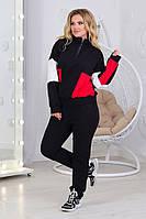 """Спортивный костюм для пышных дам """" Комбинация"""" Dress Code, фото 1"""