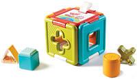Развивающая игрушка-сортер Tiny Love Куб, фото 1
