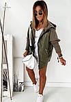 """Жіноча куртка """"Імідж"""" від Стильномодно, фото 8"""