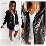 """Жіноча куртка """"Імідж"""" від Стильномодно, фото 2"""