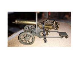 Сувенирная зажигалка Пулемёт Максима №1781