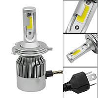 Светодиодные лампы H4 STARLITE C9/8-48v36w/P43T/6000Lm/5500K