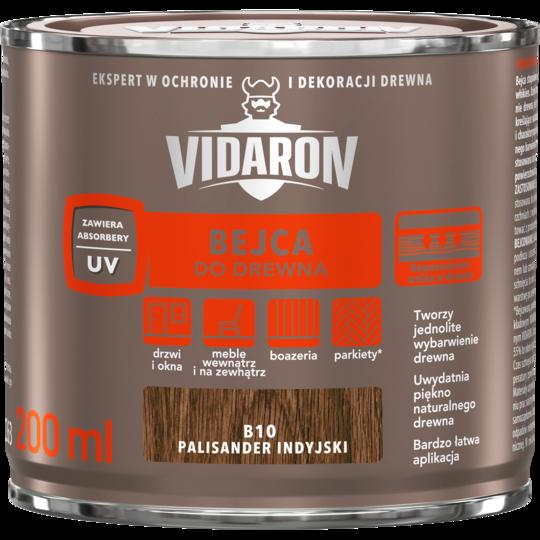 Бейц для древесины Vidaron В10 индийский палисандр 200 мл