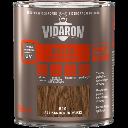 Бейц для древесины Vidaron В10 индийский палисандр 750 мл