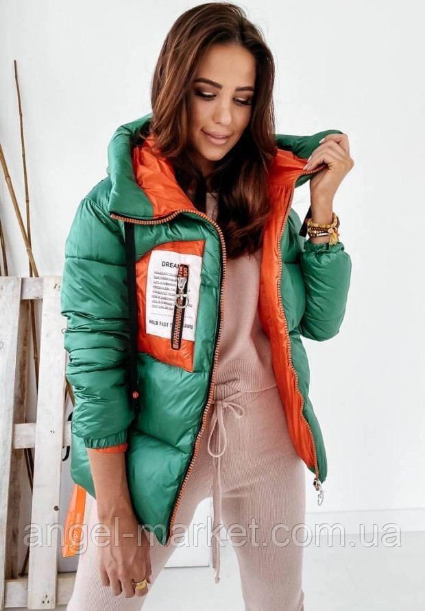 Куртка  женская осенняя  новинка 2020