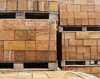 Куб камня ракушняка от производителя на палетах (поддонах)