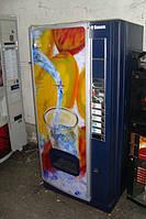 Торговый автомат Saeco Snack по продаже бутылок с напитками