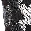 УГГ Австралия  угги UGG Classic Short Sequin Stars стар натуральные черные Оригинал  Размер US 7 24 см, фото 5