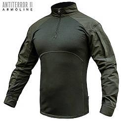 Рубашка UBACS тактическая ANTITERROR II OLIVE (ВИДЕО)