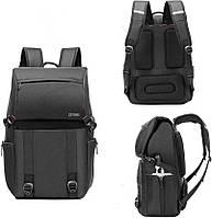 Рюкзак мужской городской с USB портом BST 320038 47х31х18 см. черный, фото 1