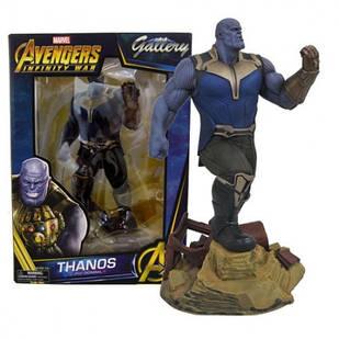 Диорама фигурка Diamon Select Toys AvengersThanosМстителиВойна Бесконечности Танос 28см statue T 10:60