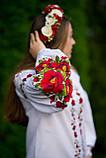 Бохоквіти неперевершені рукави і витончений перед вишиванки, яка стане твоєю улюбленою, фото 4