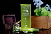 """Корейский крем гель под глаза """"бамбуковая соль"""" идеально эластичный, увлажняющий анти-старение, от мешков и те"""