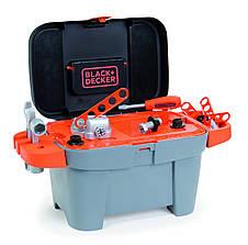 Набор инструментов для мальчика  Black & Decker Smoby 360202, фото 3