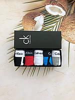 Мужские трусы Calvin Klein 365, набор нижнего белья Кельвин Кляйн, 5 отличных боксерок! Реплика!, фото 4