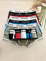 Мужские трусы Calvin Klein 365, набор нижнего белья Кельвин Кляйн, 5 отличных боксерок! Реплика!, фото 3