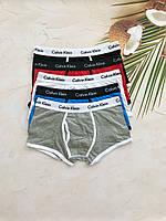 Мужские трусы Calvin Klein 365, набор нижнего белья Кельвин Кляйн, 5 отличных боксерок! Реплика!, фото 2