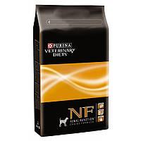 Корм для собак Purina Veterinary Diets NF, патология почек, 3 кг