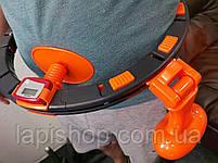 Хулахуп обруч для похудения массажный HULA Hoop LED, фото 2
