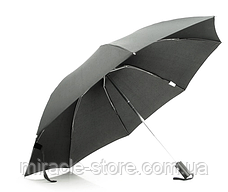 Зворотний вітрозахисний парасолька Wonderdry Compact Umbrella розумний парасолька навпаки, фото 3