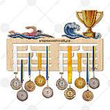 Медальница під вишивку бісером чи хрестиком Медальница 209, фото 2