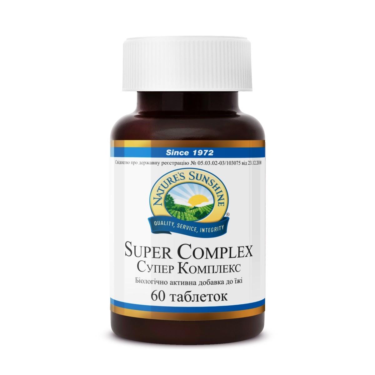 Супер Комплекс. Super Complex
