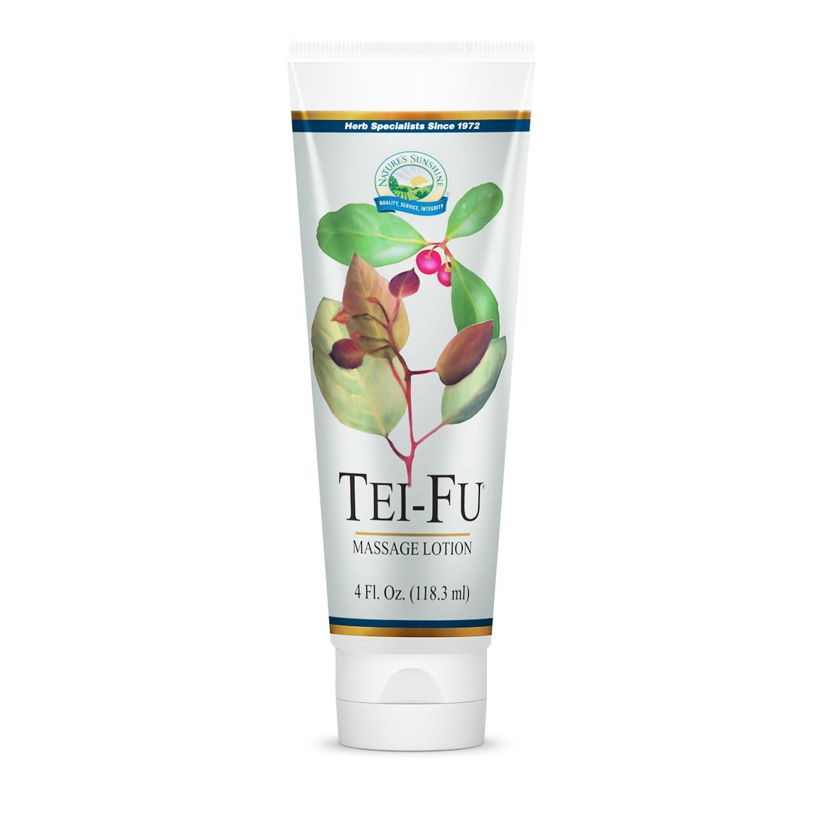 """Массажный лосьон """" Тей-Фу"""" для мышц и суставов. Tei-Fu massage Lotion. NSP, НСП, США"""