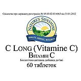 Vitamin C (C Long) Витамин C, NSP, США, фото 2