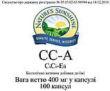 CC-A Си Си-Эй, NSP, НСП, США. Для повышения иммунитета, болеутоляющее, антиоксидант, растительный антибиотик., фото 4