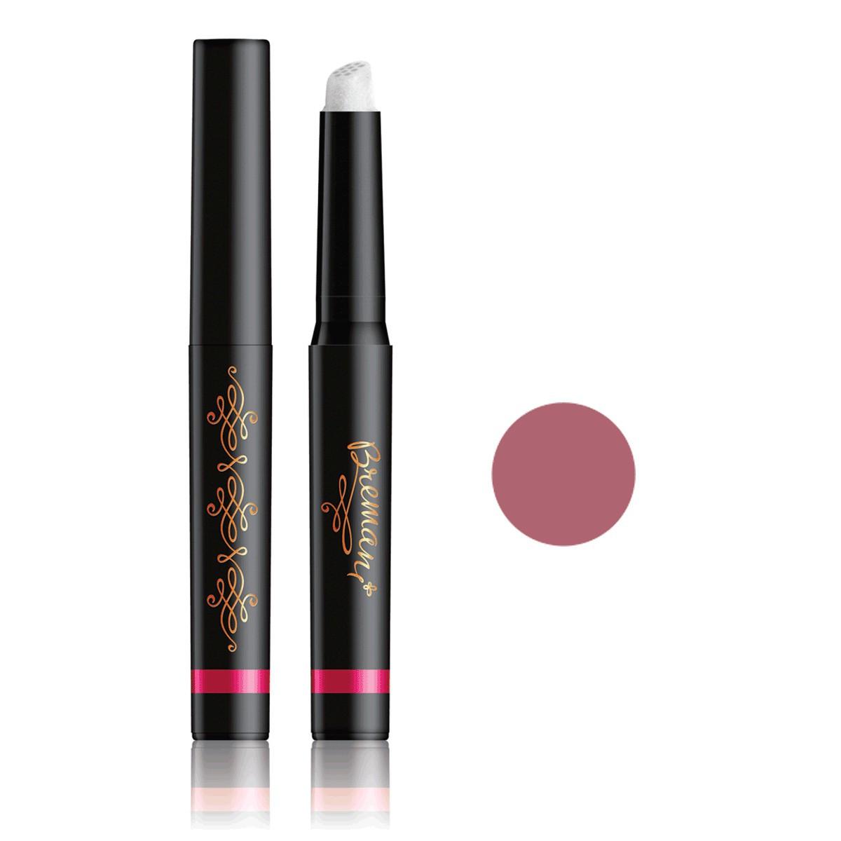 "New!Lipstick Peony Новинка!Помада ""Пион"" с фибровым аппликатором, Bremani, NSP, Бремани, НСП, Италия."