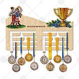 Медальница под вышивку бисером или крестиком Медальница 214, фото 2