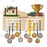 Медальница под вышивку бисером или крестиком Медальница 215, фото 2