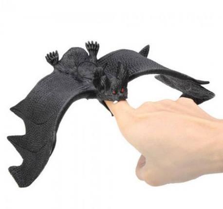 Летучая мышь резиновая большая  ABC, фото 2