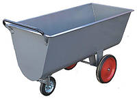 Візок для сухих кормів 250л,Тележка для сухих кормов 250л