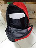 Спортивный городской рюкзак Puma Scuderia Ferrari пума Феррари Красный Vsem, фото 3