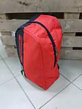 Спортивный городской рюкзак Puma Scuderia Ferrari пума Феррари Красный Vsem, фото 4