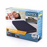 Надувной матрас Intex 137-191-25см TyT, фото 2